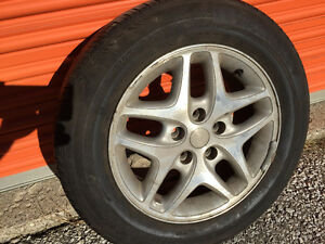 Chrysler Intrepid Rims and Tires