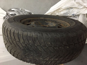 Winter Tires and Rims Oakville / Halton Region Toronto (GTA) image 4
