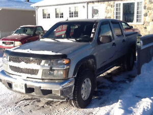 2008 Chevrolet Colorado Pickup Truck