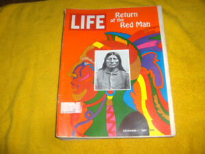 60's and 70's Life Magazines.