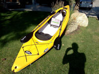 Like new ~ Tandem 2 seater ~ sit-in Kayak