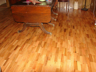 Solid Oak Hardwood Flooring - Unfinished Tongue & Groove ***Shorts*** $0.99/sf for sale  Odessa