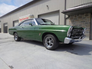 1967 Ford Galaxie Fastback Make an Offer!