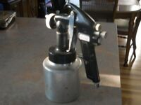 Paint Sprayer chrome