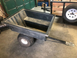 UTV heavy duty trailer.