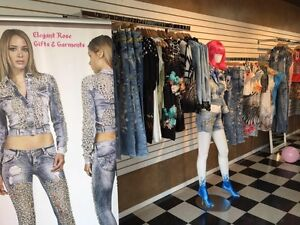 Retail Clothing Business Inventory for Sale