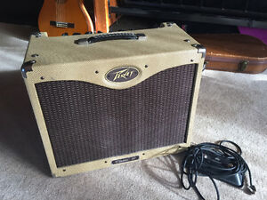 Peavey Classic 30 combo amp and footswitch- great shape!
