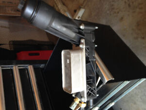 3.6 Chrysler or jeep oil filter housing