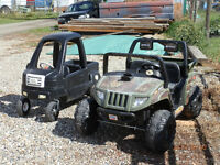 Battery operated childrens  jeep