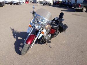 2000 Honda Shadow Deluxe Regina Regina Area image 3