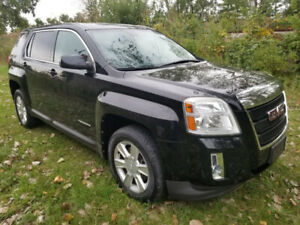 2010 GMC Terrain SLE All-Wheel Drive Backup camera