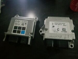 SRS Airbag control module reset service