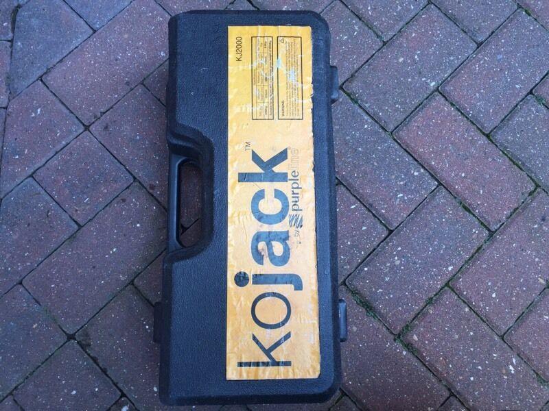 Kojack caravan lifting levelling jack | in Ingleby Barwick, County