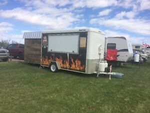 BBQ Trailer/Mobile Kitchen