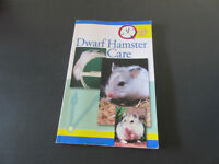"""DWARF HAMSTER"" Care Book"