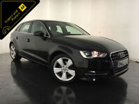 2013 63 AUDI A3 SPORT TDI DIESEL 1 OWNER SERVICE HISTORY FINANCE PX WELCOME