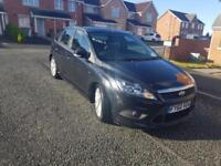Ford Focus 1.6TDCi 110 ( DPF ) 2011MY Zetec S 1 owner full service history full
