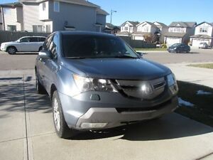 2008 Acura MDX All wheel SUV, Crossover