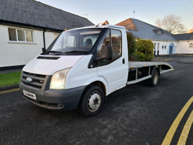 2007 Ford Transit Recovery Truck - 98k Miles