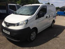 Nissan NV200 1.5dCi ( 89bhp ) Acenta TWIN SIDE DOORS,LOW MILEAGE,ONE OWNER