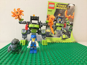 LEGO POWER MINERS LOT