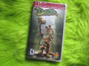 Daxter - PSP - brand new sealed never opened