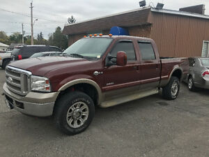 2006 FORD F350 4X4 Safetied & Etested