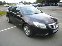 2009 Vauxhall Insignia 2.0CDTi 16v Exclusiv estate 68182 miles diesel shrewsbury