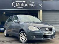 2006 Volkswagen Polo 1.4 SE 5dr Hatchback Petrol Automatic