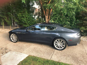 2010 Aston Martin Rapide       Only $65,000     Only 40,300 kms