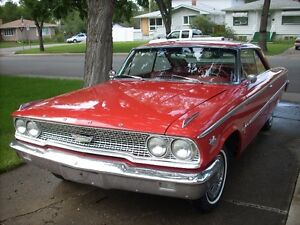 1963 1/2 Galaxie Two Door Hardtop