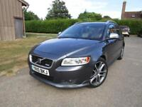 Volvo V50 2.0 2010MY R-Design SE**ONLY 2 OWNERS***