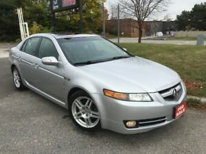 2007 Acura 3.2 TL Certified & Emissioned with Warranty