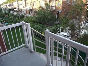 5 ½ apartment for rent in Ahuntsic Carterville - Aug 01