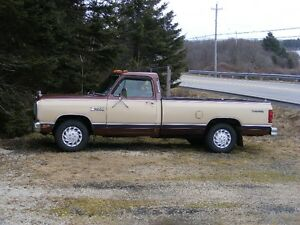 1984 Dodge Ram Prospector Pick up
