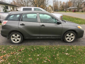 2006 Toyota Matrix 5 Spd, Safety option available