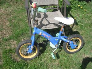 """12"""" dora bike"""