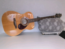 *ALMOST NEW* Accoustic Guitar