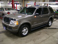 2002 Ford Explorer XLT SUV  4WD  Automatic  162470 kms