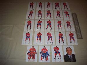Les Canadiens de Montréal 95-96 (dernière formation au Forum