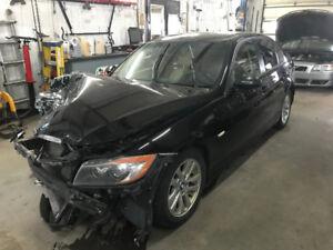 pieces BMW 328i 2007 6 vitesses