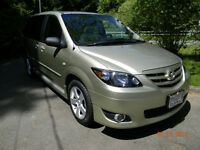 2004 Mazda MPV GX Minivan, Excellent condition