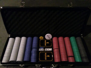 250 Poker Chip Set