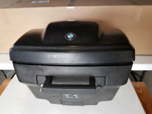 Authentic BMW Motorcycle Rear Top Case