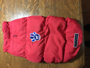 Barely used size 20 Canada Pooch Ltd dog coat