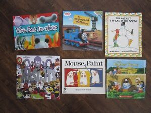 CHILDREN'S BOOKS (6 books for $5)