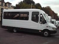 MERCEDES SPRINTER 413 CDI 17 SEAT WHEELCHAIR ACCESSIBLE DISABILITY BUS COIF PSV