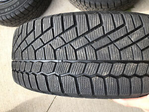Continental Extreme Winter Contact-Tires/RimsExcellent Condition