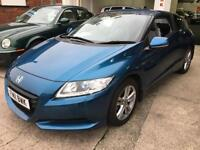 2011 HONDA CR Z 1.5 IMA Sport Hybrid 3dr coupe From GBP9450+Retail package.