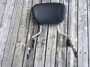 HD Detachable Backrest and Accessories